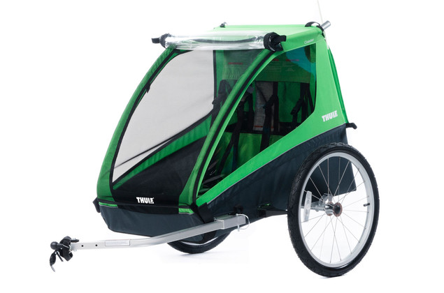 Bicycle trailer Thule Cadence (green)