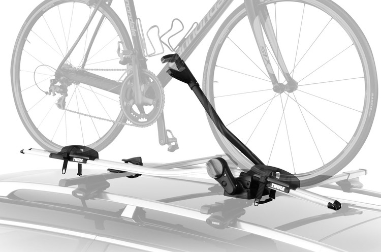 Thule Criterium 598 roof bike carrier for car