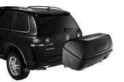 Hitch cargo box Thule Transporter 665C