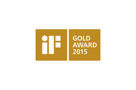 iF Gold Award 2015 - Thule RideAlong