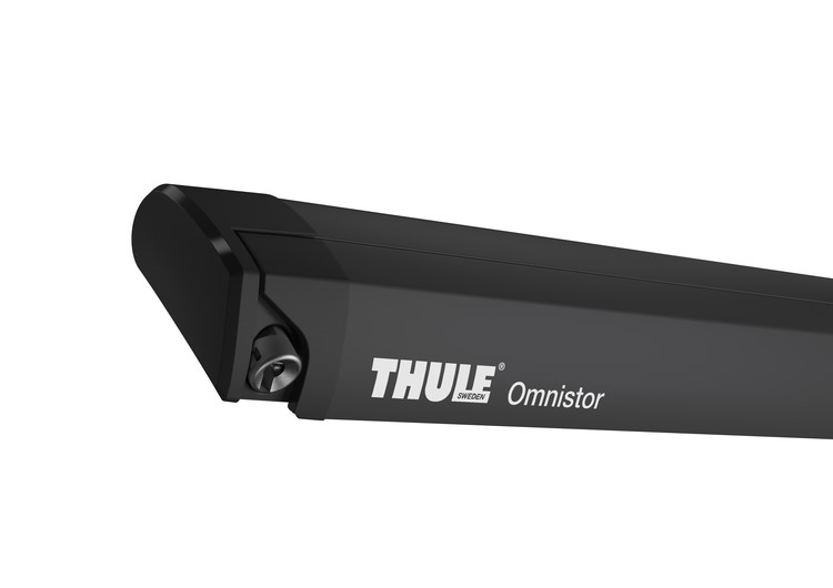 Thule omnistor 6200 awning caravan motorhome roof mounted cassette anthracite