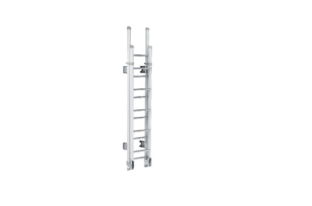 Thule Ladder Deluxe Double 11 Steps Foldable closed