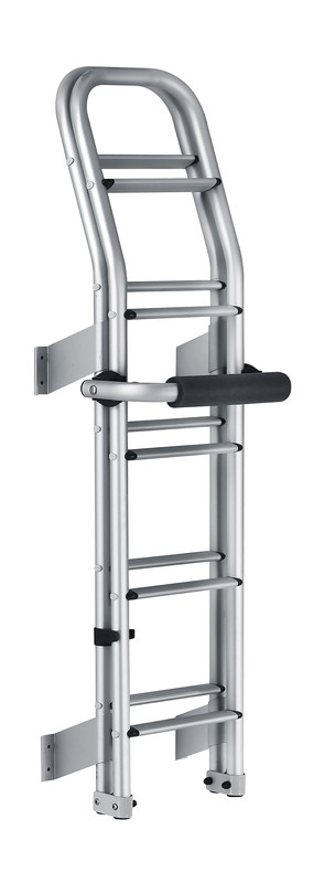 Thule Ladder Double 10 Steps Foldable closed