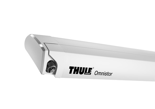 Thule omnistor 6200 awning caravan motorhome roof mounted cassette white