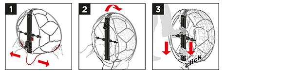 Thule Easy-fit instructions