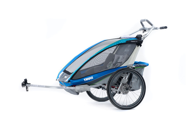 Thule Chariot CX2 Blue Cycling