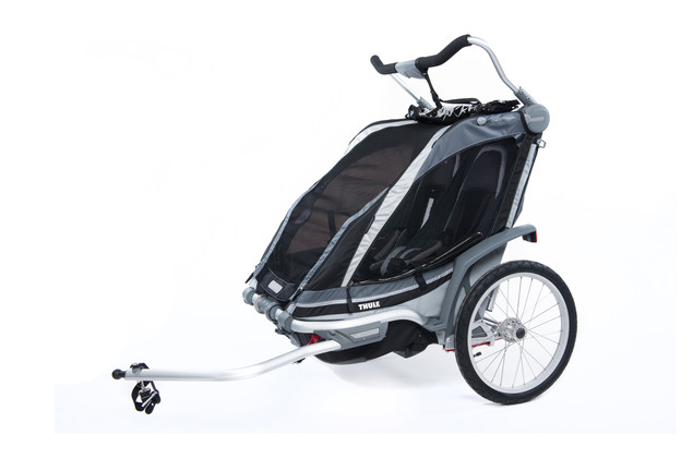Thule Chariot Chinook2 Black Bike