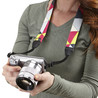 SDNS-101 Saigon Collection DSLR Neck Strap