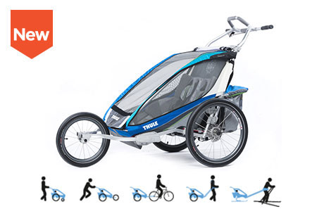 Multifunctional Child Carriers