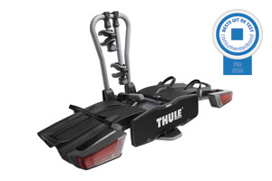 Thule EasyFold towbar bike rack award